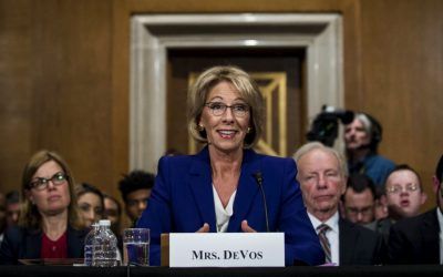 States and Consumer Advocates sue Betsy DeVos over delay of student loan protections