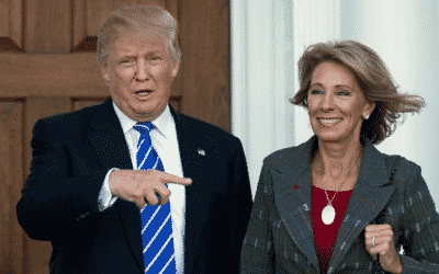 Inside the Financial Holdings of Billionaire Betsy DeVos