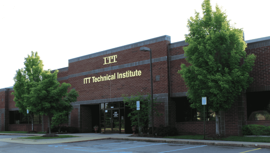 It looks like the beginning of the end for ITT Tech