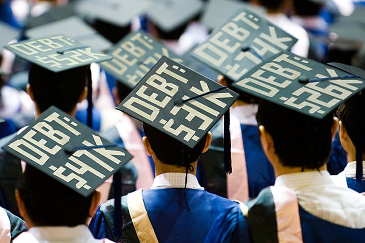 Student loan company to refund millions and stop debt collections
