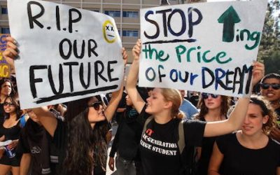 The $1 trillion student debt crisis heads into its sixth year