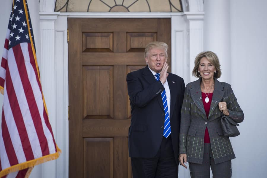 Trump plan to merge Departments of Education and Labor diminishes nation's commitment to higher education