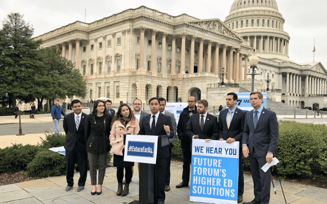 Members of Congress, led by Rep. Swalwell, Unveil Plan to Lower Student Debt