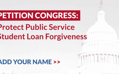 Congress: Protect Student Loan Forgiveness for Public Service Workers