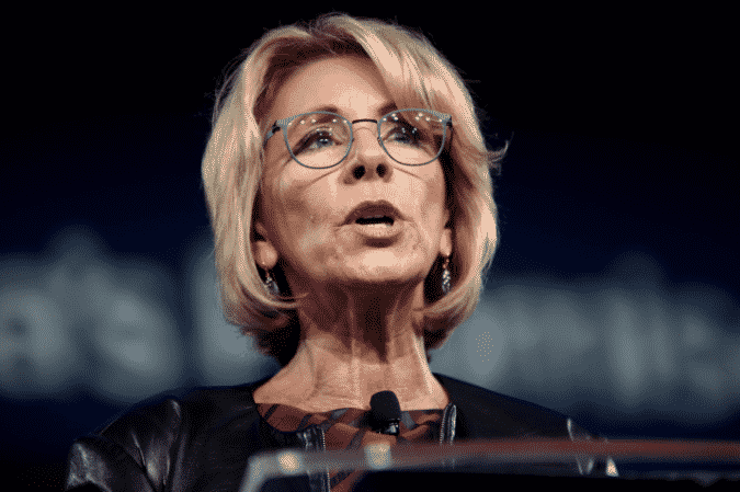 Betsy DeVos, don't allow poor performing schools to leave students with massive debt and no jobs